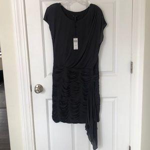BCBG - dress NWT color - ASH  size - Large